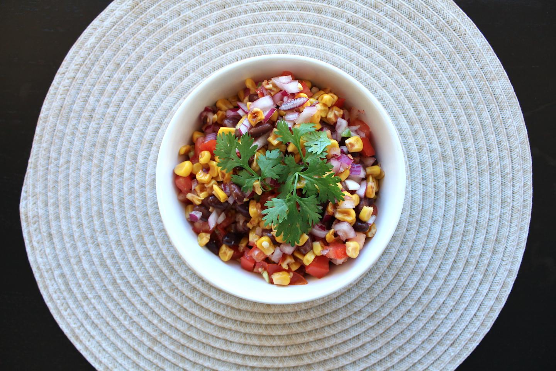 Corn & Black Bean Salsa